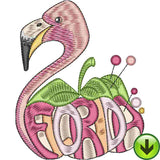 Sew Florida 1 Machine Embroidery Collection | Download