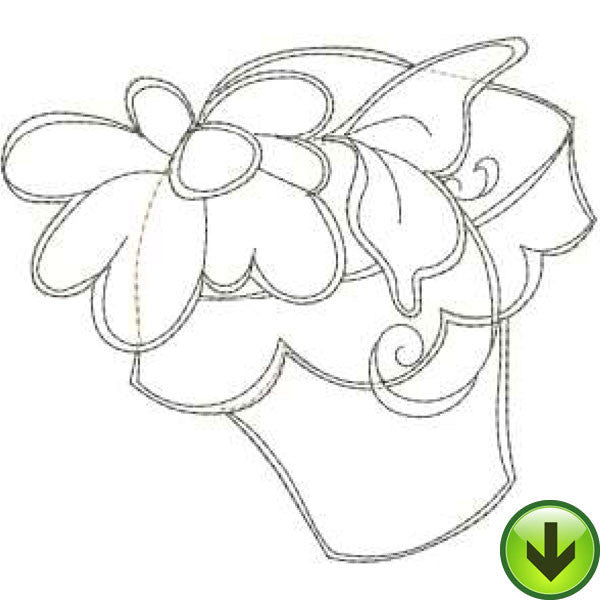 Hey Cupcake 2 Applique Embroidery Machine Design Collection