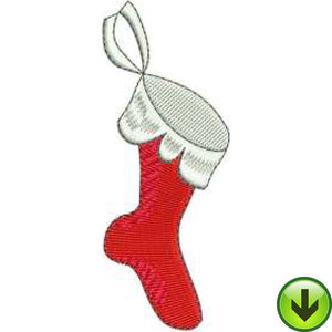 Sock Embroidery Design | DOWNLOAD