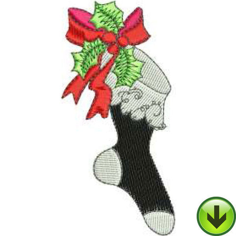 Special Sock Embroidery Design | DOWNLOAD