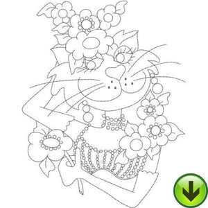 Lucinda Embroidery Design | DOWNLOAD