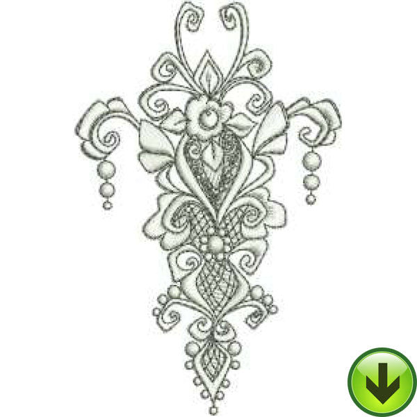 Church Ladies 2 Machine Embroidery Design Collection | Download