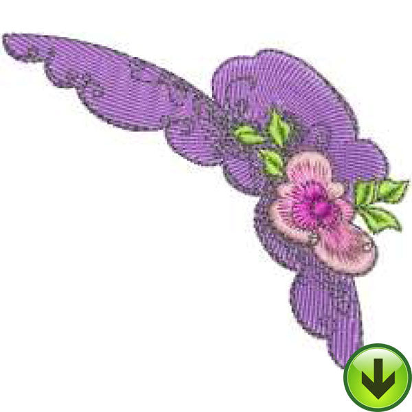 Hat 3 Machine Embroidery Design | Download