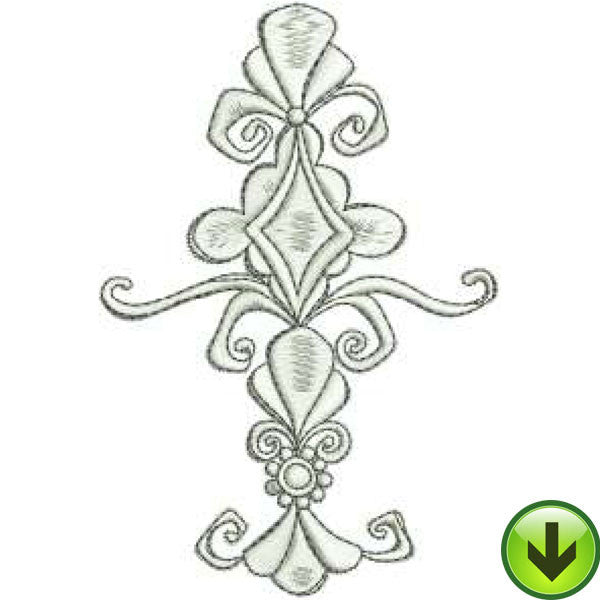 Motif Machine Embroidery Design | Download