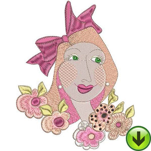 Daisy Do Machine Embroidery Design | Download