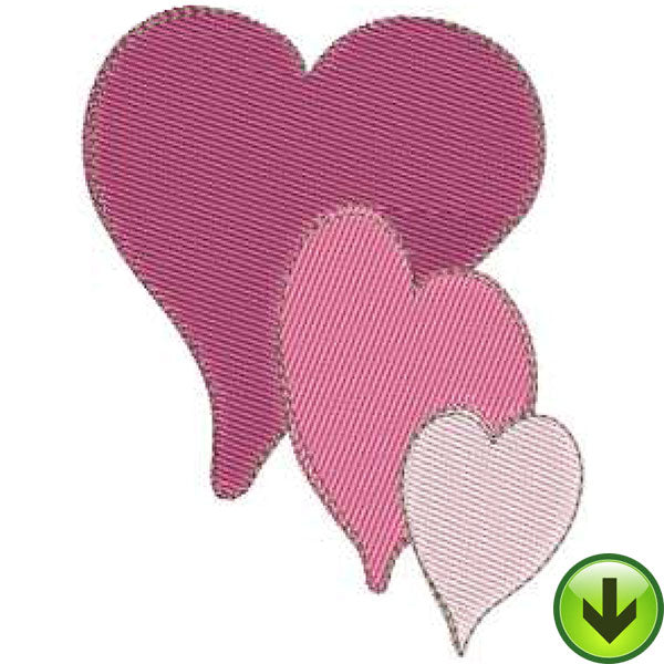 Love Your Look Salon Embroidery Machine Design Collection | Download