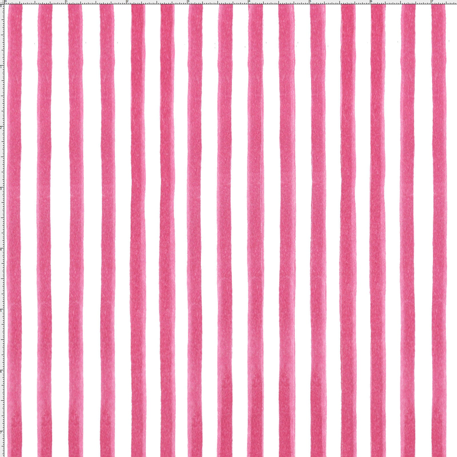 Gulf Stripe Pink Fabric Yard