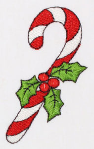 Holly Cane Embroidery Machine Design | Download