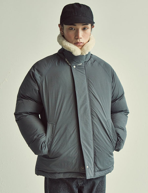 Ranger Down Parka in Grey