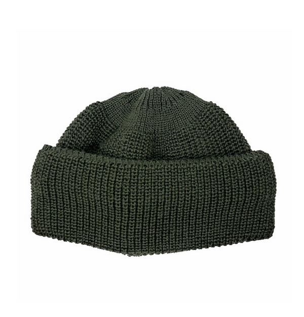 Mechanics Hat in Military Green