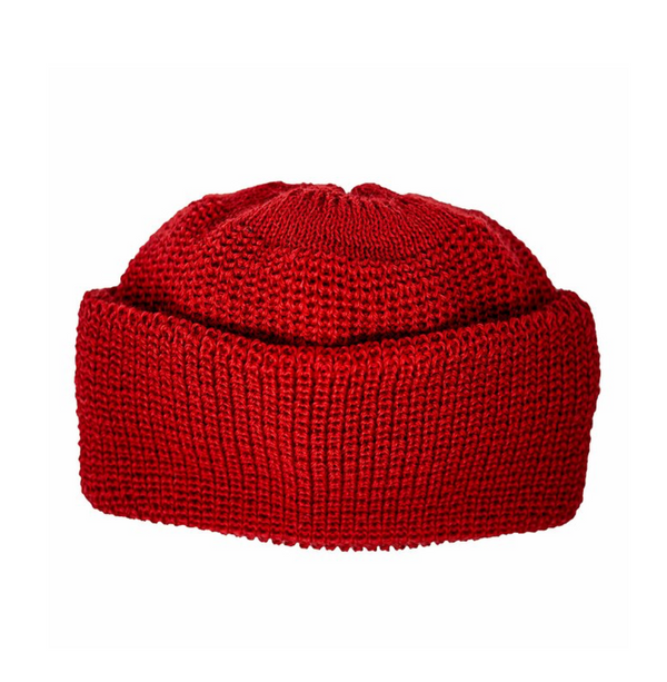 Mechanics Hat in Safety Red