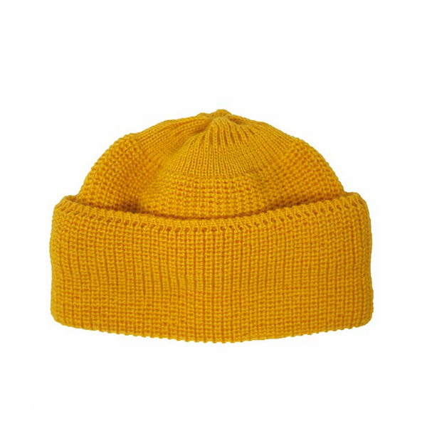 Mechanics Hat in Yellow Gold