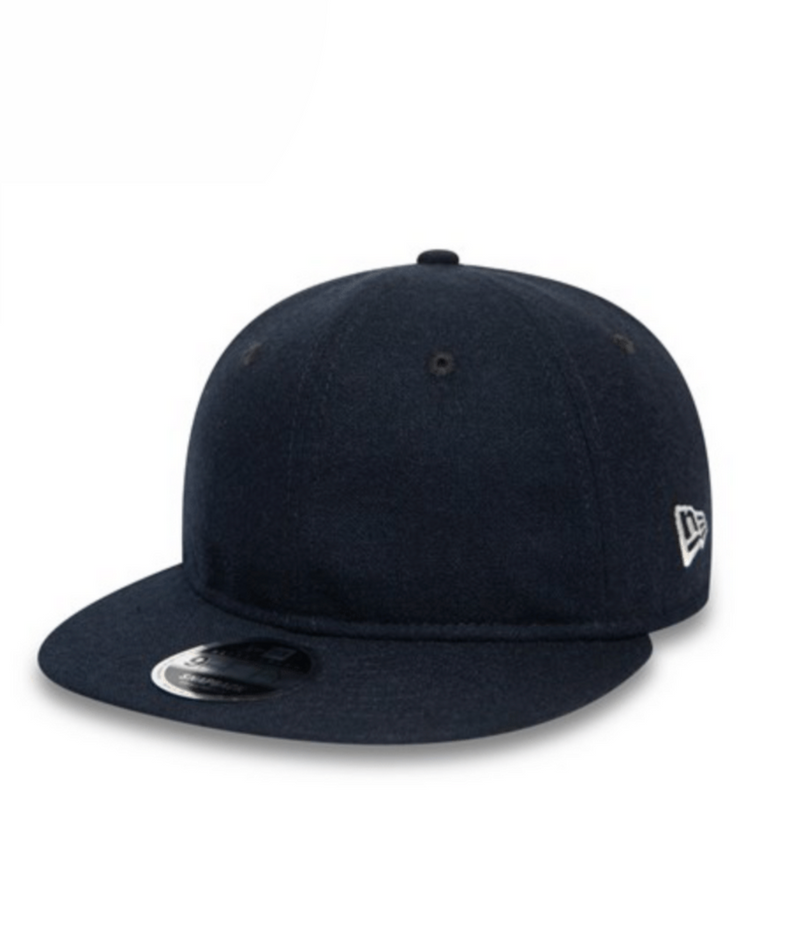 Wool Navy Retro Crown 9FIFTY Cap