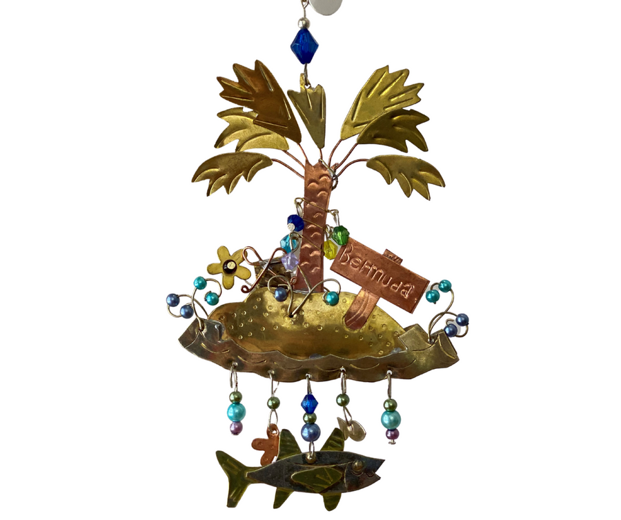 Tree ornament: Isle of palms