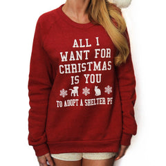 IMPERFECT All I Want For Christmas Tops