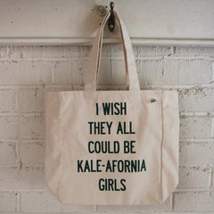 IMPERFECT Kale-Afornia Girls Totes