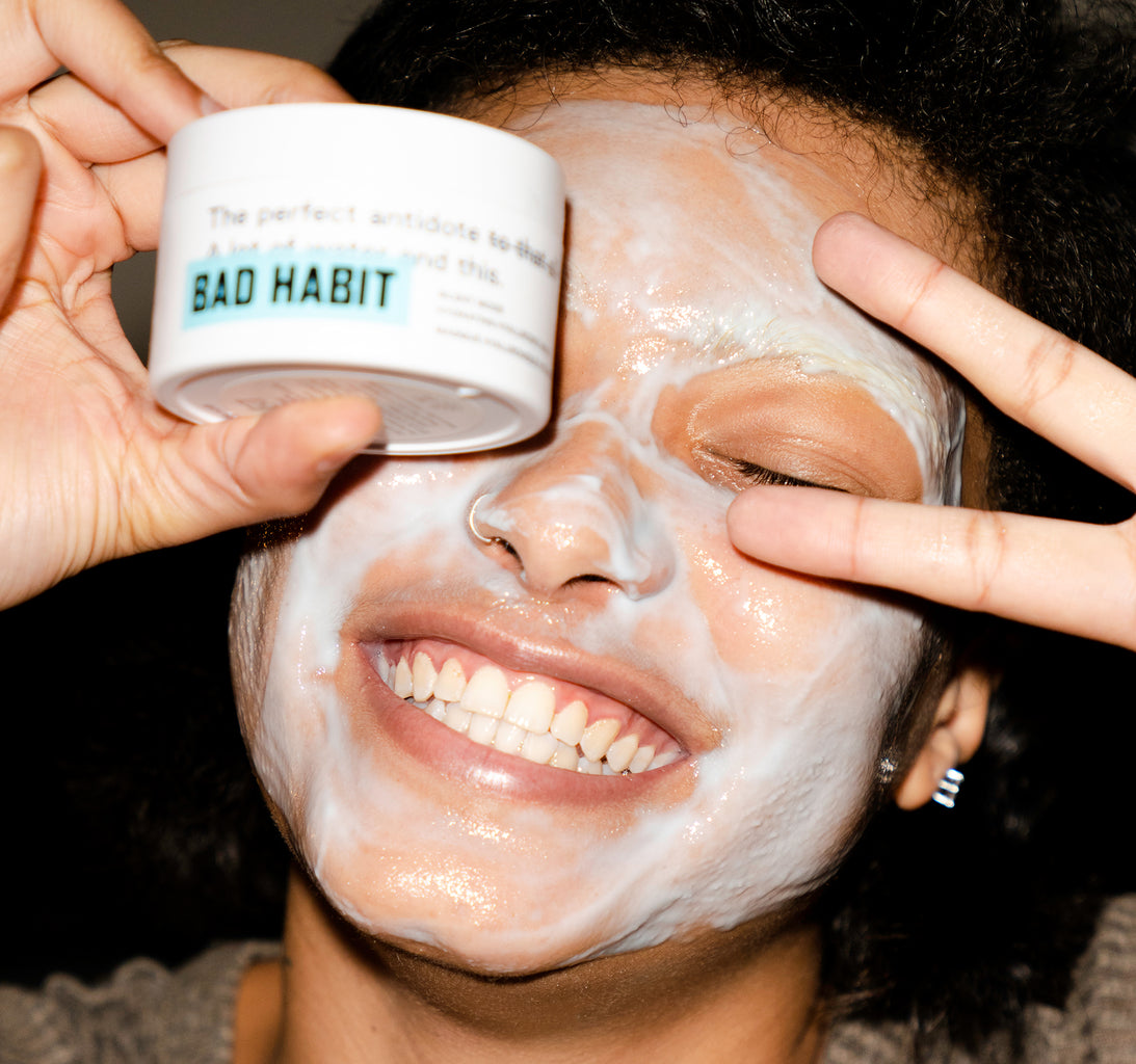 SILENT MODE HYDRATING HYALURONIC MASK
