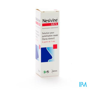 Nesivine 0,050 % Spray Dos 15ml
