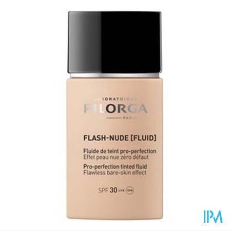 FLASH-NUDE FLUID 00 LIGHT 30ML