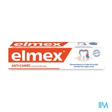 Afbeelding in Gallery-weergave laden, ELMEX® ANTI-CARIËS TANDPASTA TUBE 75ML