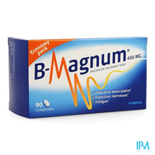 Afbeelding in Gallery-weergave laden, B-MAGNUM TABL 90X450MG