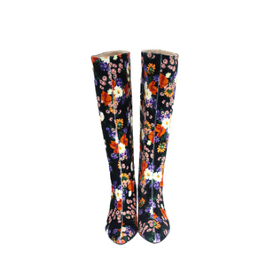 Staud Velvet Knee High Boots