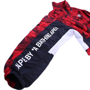 AAPE by *A BATHING APE Racer Jacket