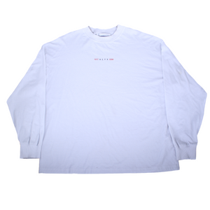 1017 ALYX 9SM Long Sleeve Tee