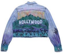 Load image into Gallery viewer, AMIRI Denim Jacket