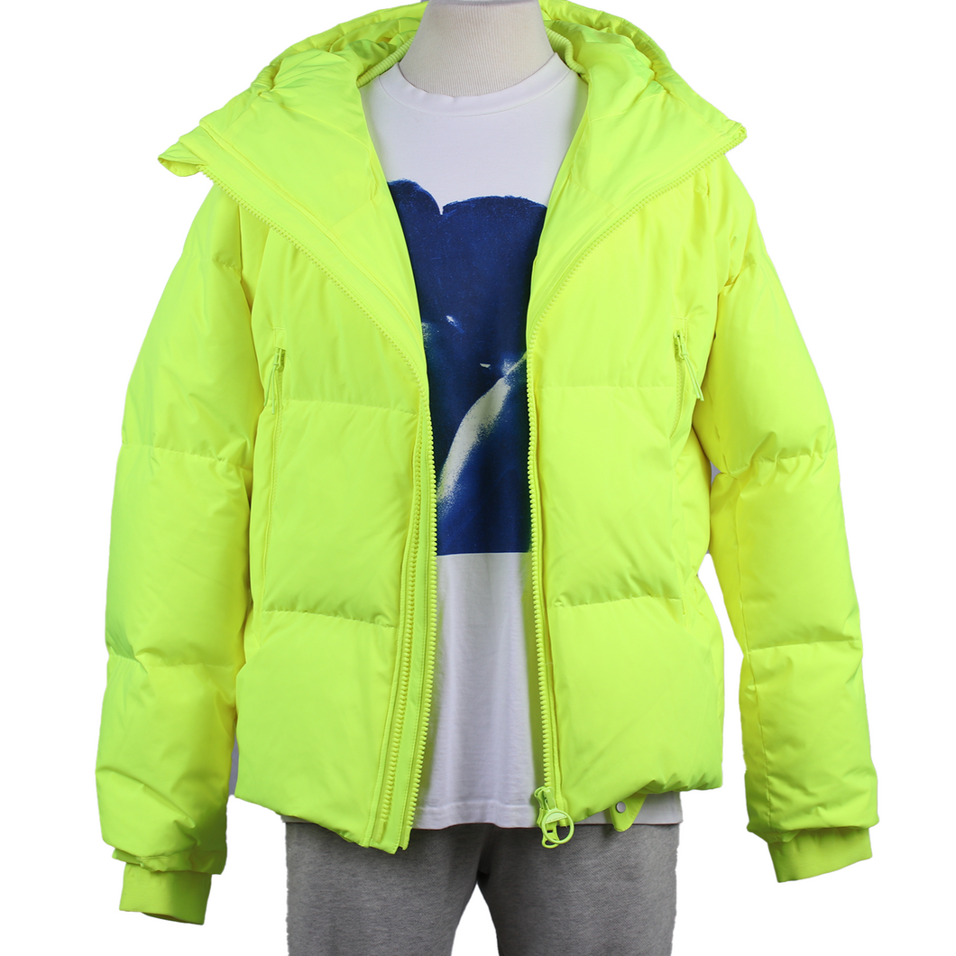 The Arrivals Aer Puffer Jacket