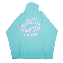 Load image into Gallery viewer, Anti Social Social Club Crystal Clear Hoodie