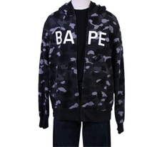 Load image into Gallery viewer, BAPE Camo Hoodie