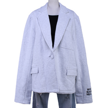 Load image into Gallery viewer, Boys Lie Business Blazer - Gray