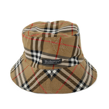 Load image into Gallery viewer, Vintage Burberry Bucket Hat