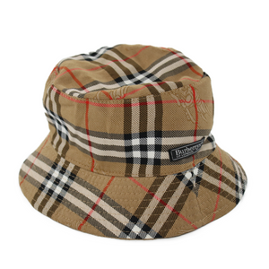 Vintage Burberry Bucket Hat