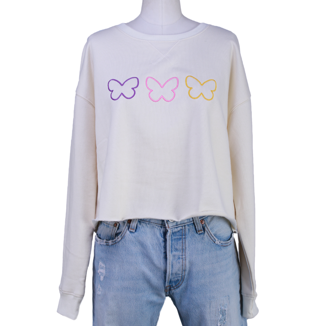 Frasier Sterling Fly Gal Sweatshirt