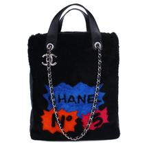 Load image into Gallery viewer, Chanel Pop Art Tote Bag