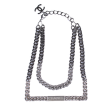 Load image into Gallery viewer, Chanel Double-Link Chain Necklace