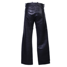 Load image into Gallery viewer, Vintage Chrome Hearts Leather Pants