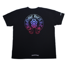 Load image into Gallery viewer, Chrome Hearts Ombré Logo Tee
