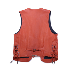 Vintage Chrome Hearts Leather Vest