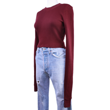 Load image into Gallery viewer, Cotton Citizen Monaco Cropped Thermal