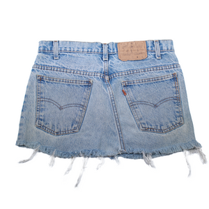 Vintage Levi's Orange Tab Mini Skirt