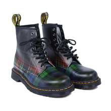 Load image into Gallery viewer, Dr. Martens 1460 Boots - Tartan Plaid