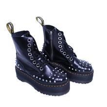 Load image into Gallery viewer, Dr. Martens Studded Jadon Boots
