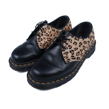 Load image into Gallery viewer, Dr. Martens 1461 Leopard Oxford Shoe