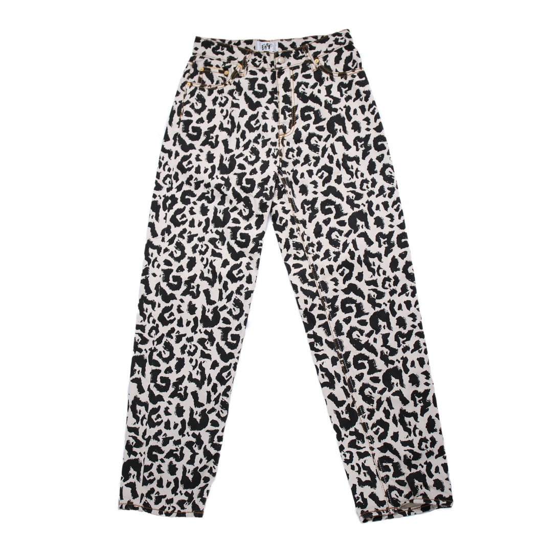 Eytys Benz Leopard Jeans