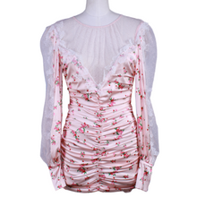 Load image into Gallery viewer, For Love & Lemons Aster Mini Dress