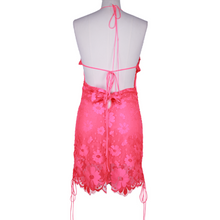 Load image into Gallery viewer, For Love & Lemons Riviera Mini Dress