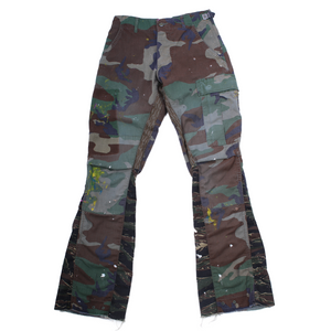 Gallery Dept. Flared Cargo Pants